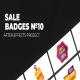 Sale Badges Vol.10 - VideoHive Item for Sale