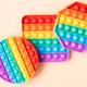 Rainbow Pop It Bubble Sensory Fidget Toy - PhotoDune Item for Sale