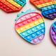 Rainbow Pop It Bubble Sensory Fidget Toys - PhotoDune Item for Sale