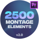 BASE | Transitions and Motion Graphics for Premiere Pro