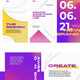 Bright Abstract typography stories - VideoHive Item for Sale