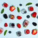 Ice cubes with berries - PhotoDune Item for Sale