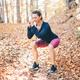 sportswoman in comfortable tracksuit - PhotoDune Item for Sale