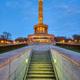 The famous Victory Column in the Tiergarten in Berlin - PhotoDune Item for Sale