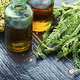 Yarrow tincture in the glass bottle - PhotoDune Item for Sale