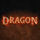 Dragon Text Effect