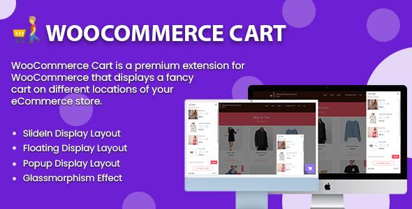 Download WooCommerce Cart – Ajax, Floating, Slide-in, Popup Cart Plugin For WordPress Free Nulled