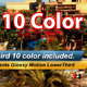 Glossy Motion Lower Third - VideoHive Item for Sale