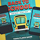 Back To School Flyer Pack