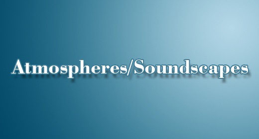 Atmospheres Soundscapes