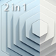 Hexagon Slices Wave 21 - VideoHive Item for Sale