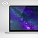 Retina Laptop Mockup - GraphicRiver Item for Sale