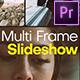 Multi Frame Slideshow - VideoHive Item for Sale