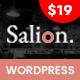 Salion – Hair Salon WordPress Theme