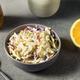 Homemade Creamy Cabbage Coleslaw - PhotoDune Item for Sale