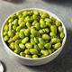Raw Green Organic Steamed Edamame - PhotoDune Item for Sale