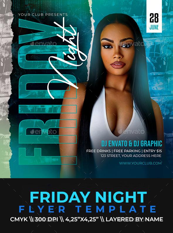 Friday Night Flyer