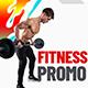 Fitness Promo Intagram Posts B46 - VideoHive Item for Sale