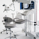 Dental chair and other accessories during Modern dental practice - PhotoDune Item for Sale