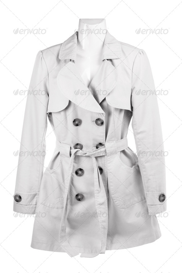Mannequin with Jacket - Stock Photo - Images