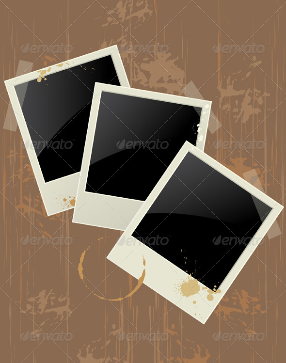 Photo Frame - Backgrounds Decorative