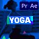 Yoga Intro - VideoHive Item for Sale
