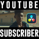Youtube Subscriber Promo - VideoHive Item for Sale