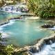 Kuang Si Falls - Waterfalls at Luang Prabang - Laos PDR - PhotoDune Item for Sale