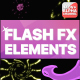 Flash Fx Elements Pack | Motion Graphics - VideoHive Item for Sale