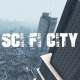 Sci-Fi City - VideoHive Item for Sale