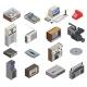 Retro Devices Icon Set