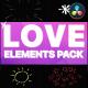 Love Elements | DaVinci Resolve - VideoHive Item for Sale