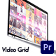 Video Grid Logo Reveal | For Premiere Pro - VideoHive Item for Sale