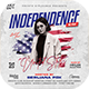 Independence Day 4th July Flyer