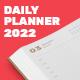 Planner, Organizer, Diary, Calendar 2022