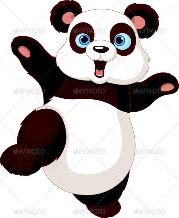 Kung fu Panda - Animals Characters