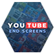 YouTube End Screens 4K v.2 - VideoHive Item for Sale