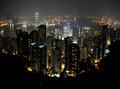 Hong Kong by night - PhotoDune Item for Sale