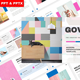 Govent - Creative Business Powerpoint Template