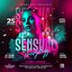 Sensual Thursdays Flyer
