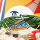 Summer Logo Reveal 3D - VideoHive Item for Sale