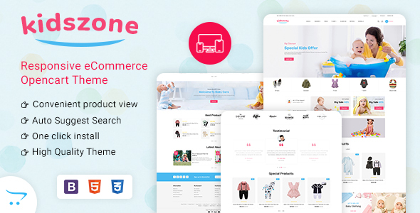 KidsZone - Multipurpose Kids & Children Fashion Store