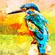 Painting Photoshop Mockup