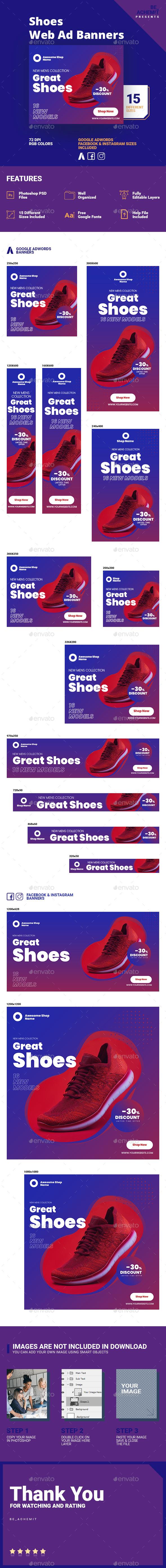 Shoes Web Banner