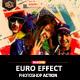 Euro Effect Photosop Action