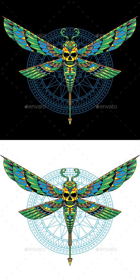 Death Head Hawkmoth
