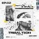 Tribal Tech Album Cover