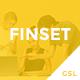 Finset - Financial Business Google Slide Template