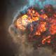 Fire Blast Logo Intro - VideoHive Item for Sale