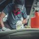 Caucasian Car Detailer Cleaning Modern Vehicle Interior - PhotoDune Item for Sale